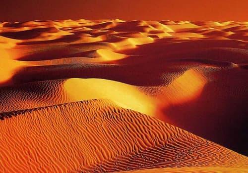 Taklamakan Desert - China