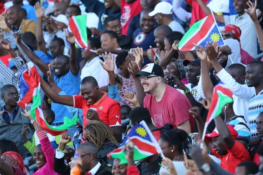 Rights to The Namibian