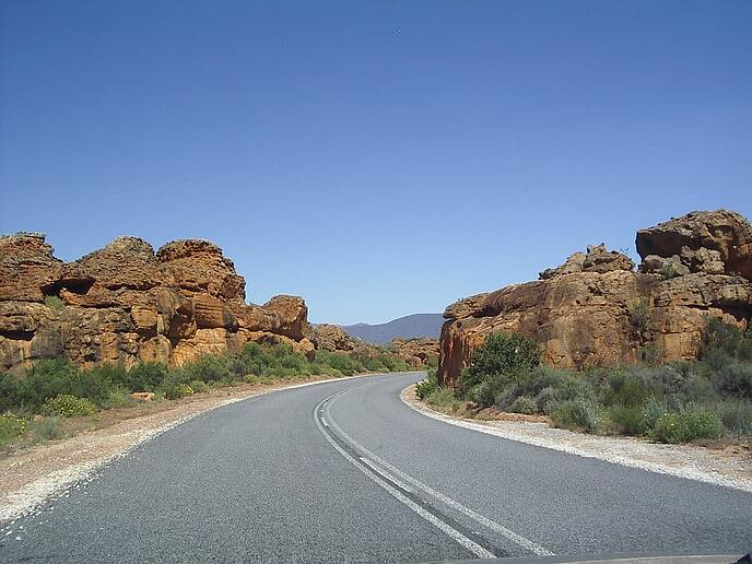 Pakhuis Pass - South-Africa