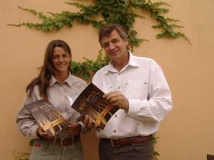 Telané Greyling and Mannfred Goldbeck