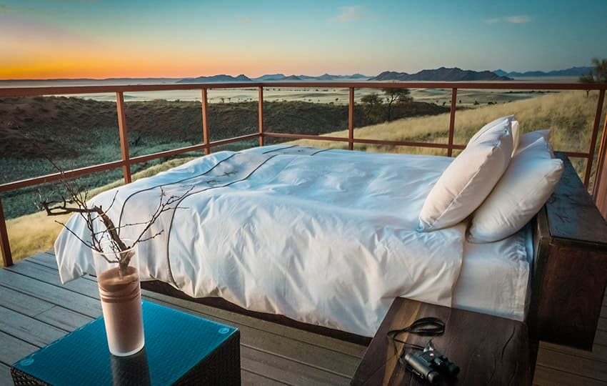 Quality accommodation in Namibia