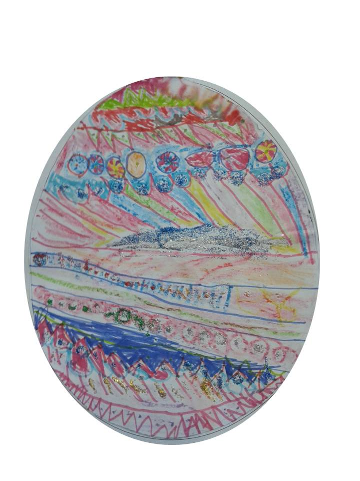 Color Me Easter Competition Winner