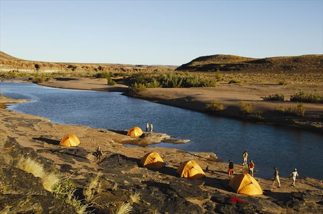 What to do in Namibia
