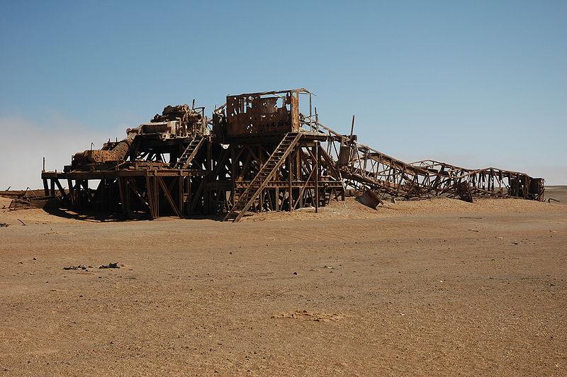 Namibie Skeleton Coast