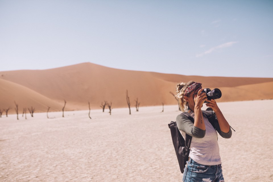 Is Namibia a safe destination for solo female travellers?