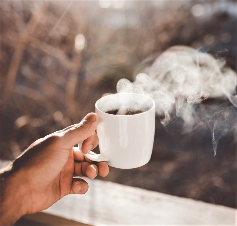 Best places to enjoy coffee in Namibia's capital city?