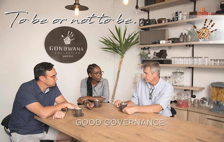 25 years of Gondwana