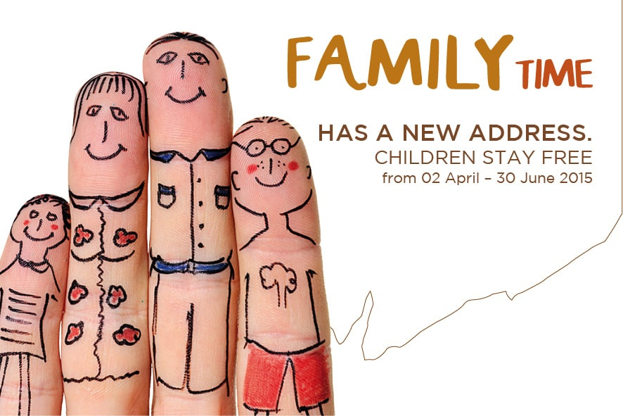Family time has a new address