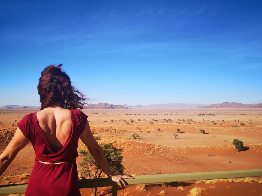 Five reasons to do yoga in dreamy Namibia