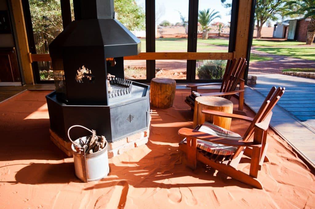 The Kalahari in Namibia inspires interior design