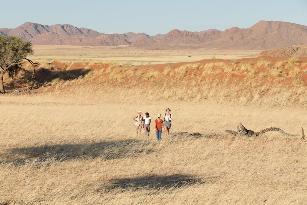 Off the beaten track in Namibia