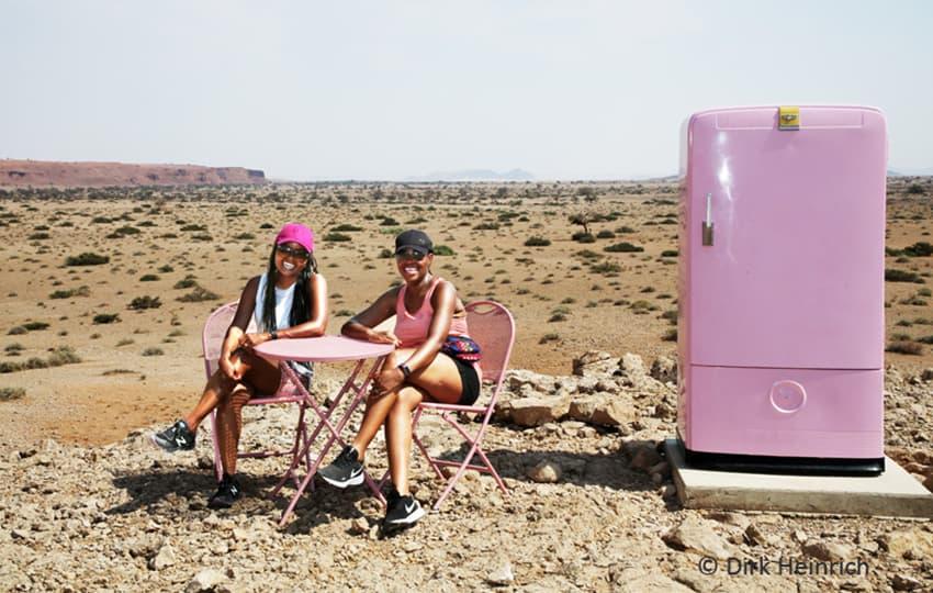 Damen-Wochenende bei The Desert Grace