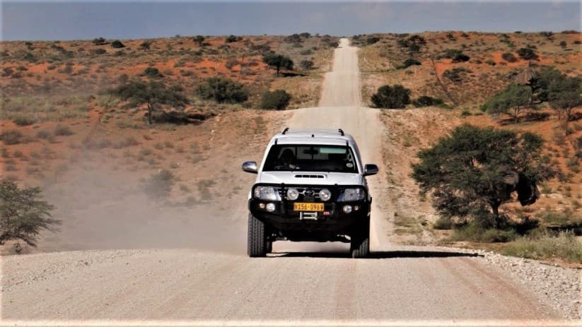 Will you be driving in Namibia soon?