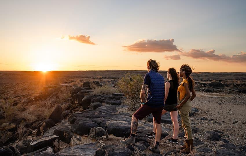 Namibia heißt internationale Reisende
