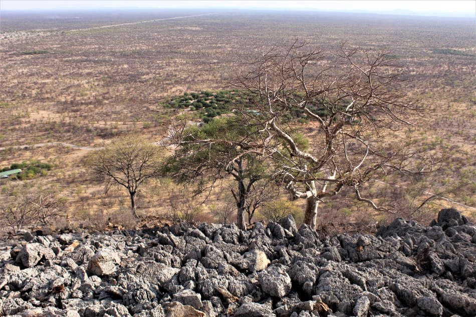 What makes Damaraland in Namibia worth a visit?