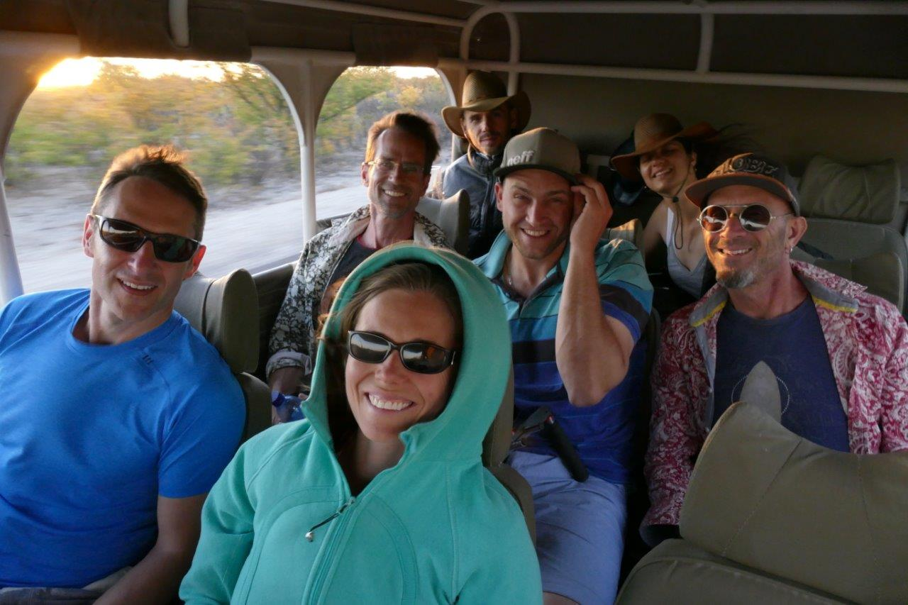 Namibian road trip impressions with Dave Carroll (Part 3)
