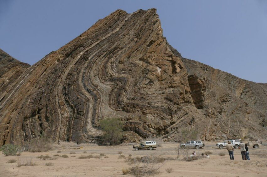 Five surprising geological facts about Damaraland in Namibia