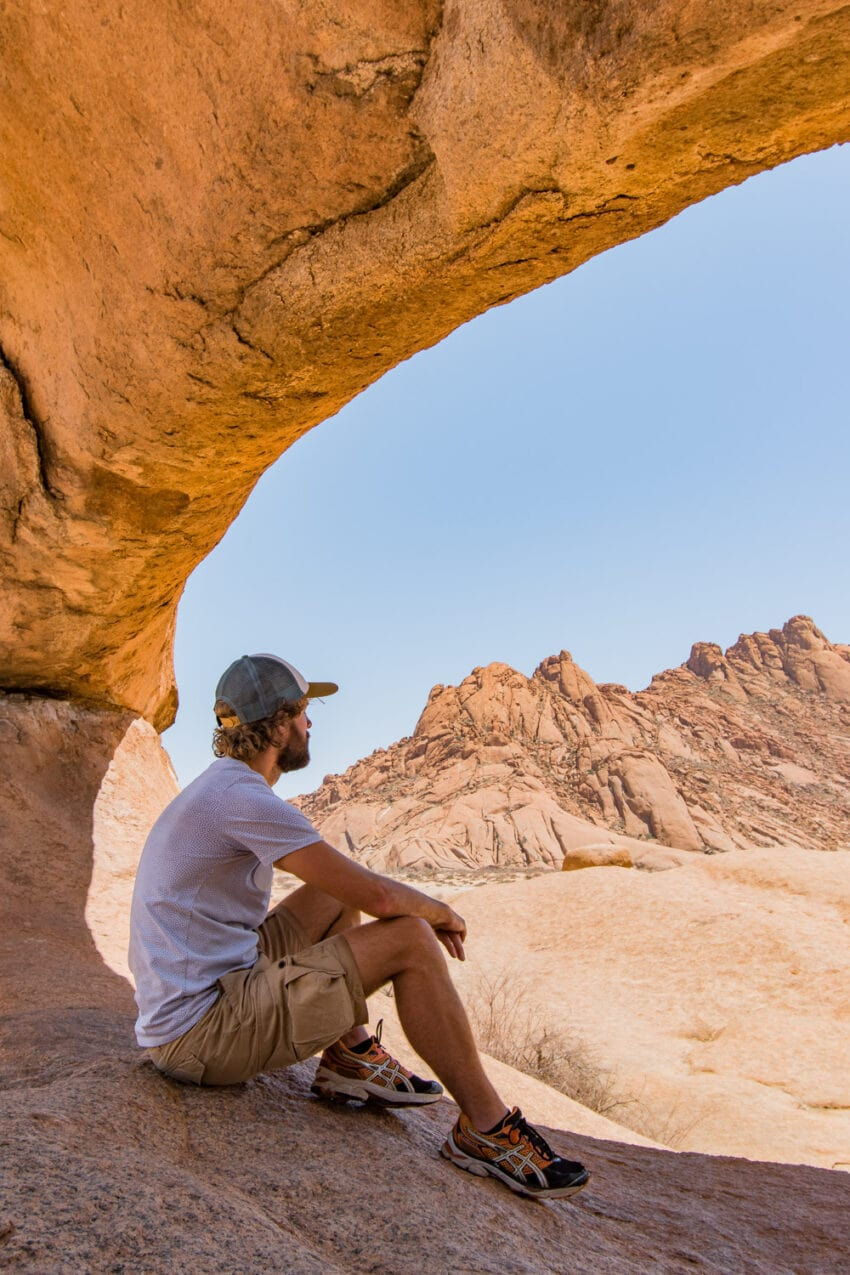 Spitzkoppe: You will want to hike & camp here when in Namibia!