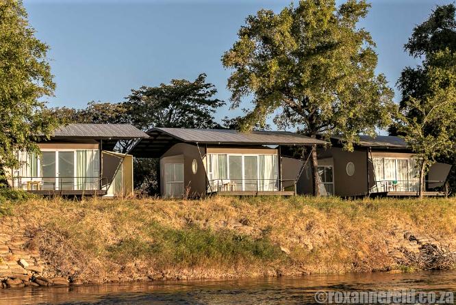 Lodges in Namibia: Zambezi Mubala Lodge, Zambezi (Caprivi)