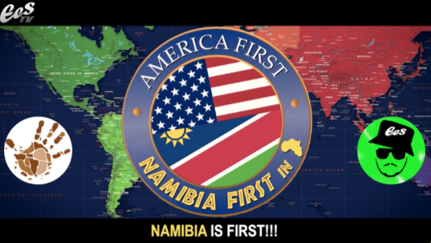 A million views for Namibia First