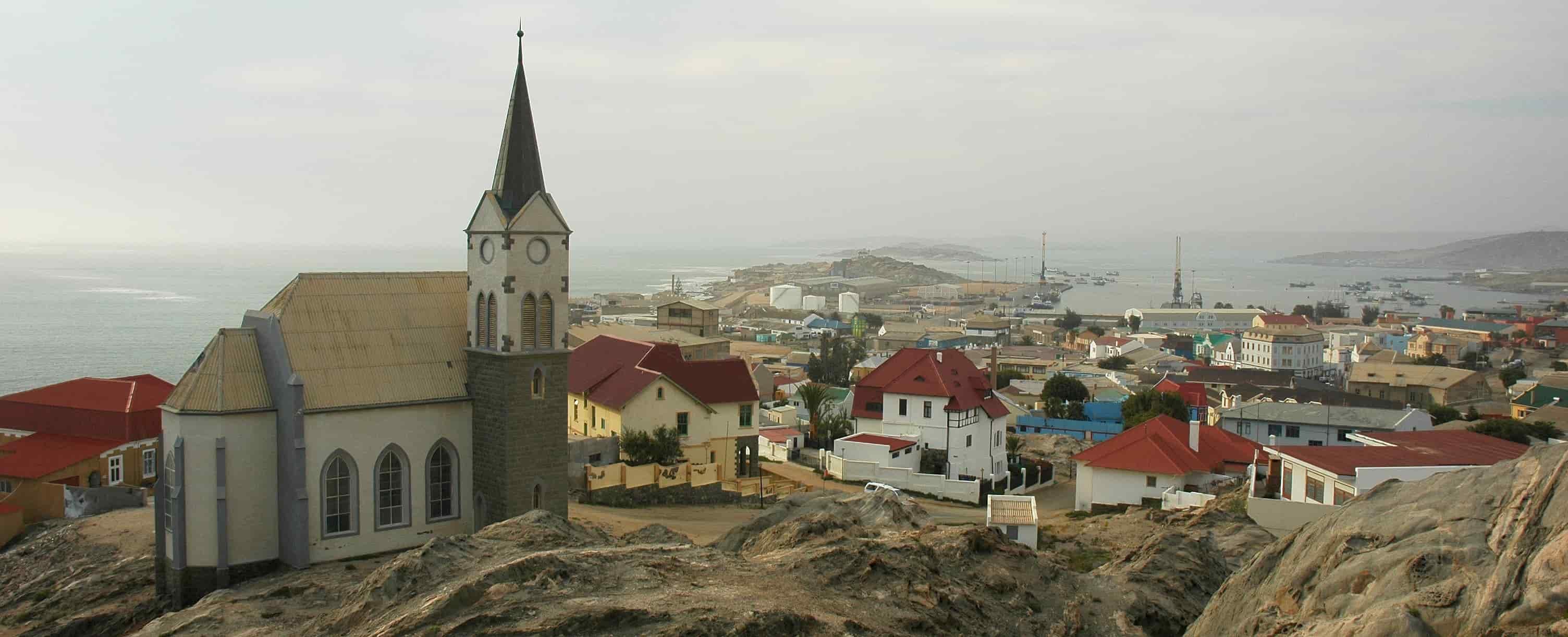 Everlasting Church on a Rock