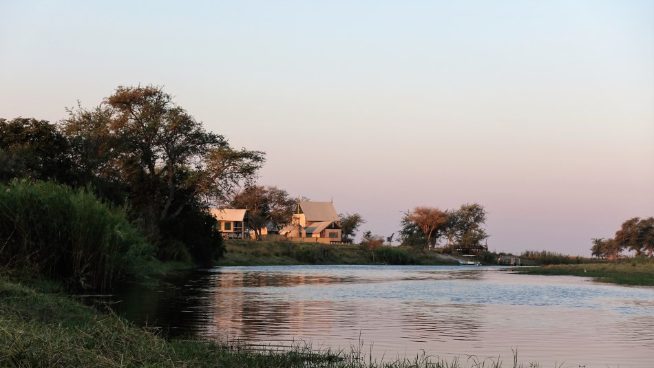 Have you been to Chobe River Camp in Namibia