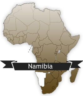 Questions before visiting Namibia