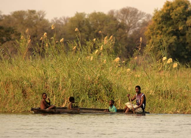 Experience the essence of Caprivi