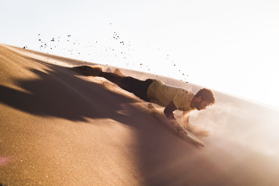 Get to know Namibia's fascinating dune landscape – the four main dune types