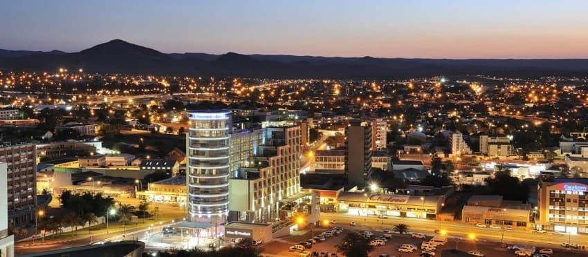 Windhoek or Swakopmund over NYE