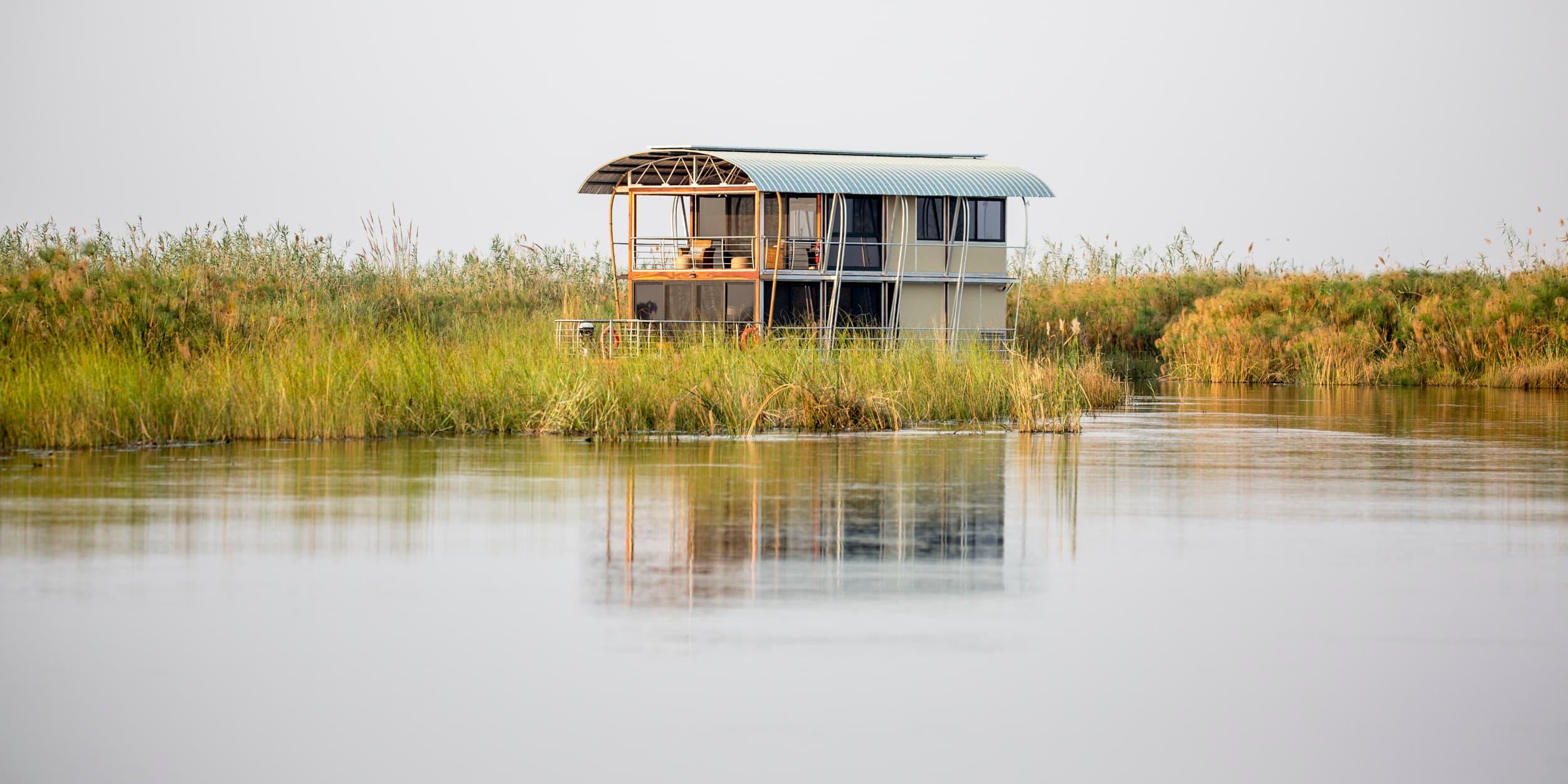 Namibian honeymoon
