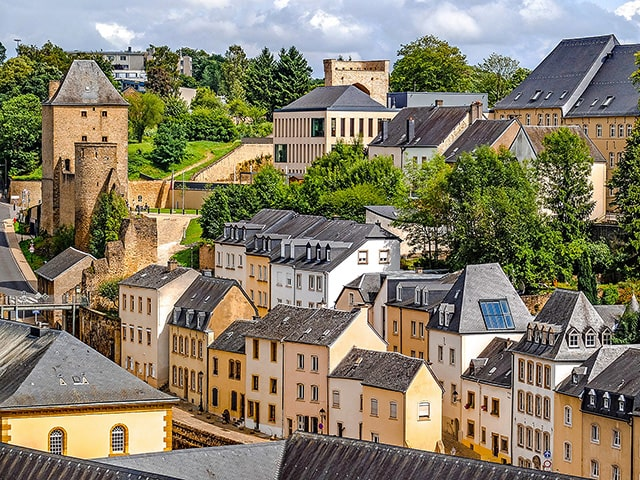 Romantik-Luxembourg