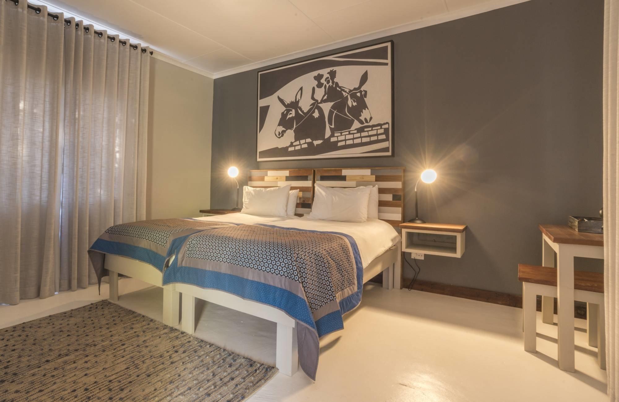 Room interior, Damaraland